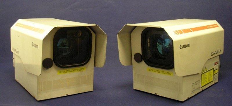 Canobeam  DT-50 SDI Laserübertragung  2 km
