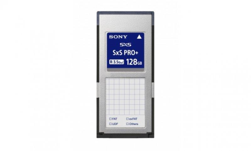 Sony SxS Pro+ 128 GB Express Card like new