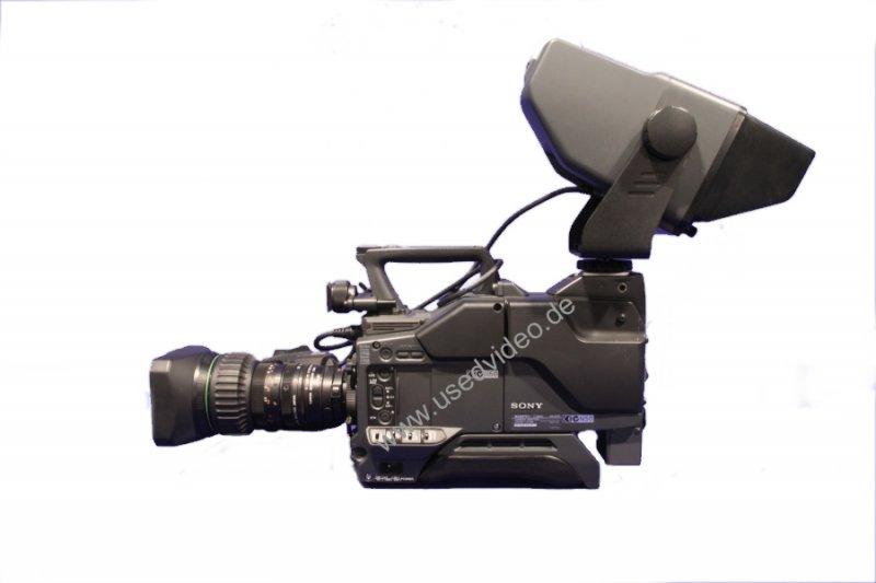 DXC-D35WSPL Kamerazug