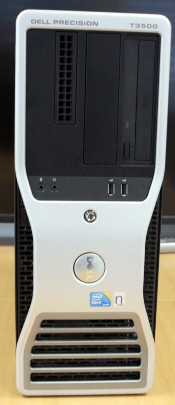 Dell Workstation Xeon