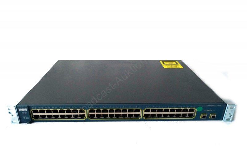 Cisco WS-C2950SX-48-SI Catalyst 2950SX 48-port L2 Switch