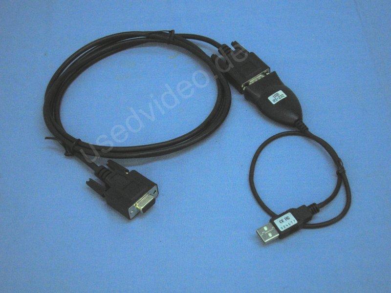 Wandler USB auf RS-232