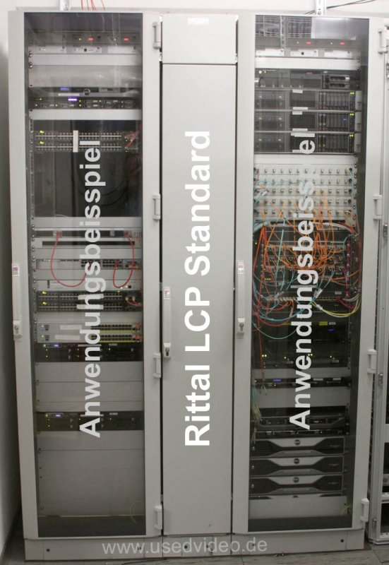 Rittal Liquid Cooling Package 10kw
