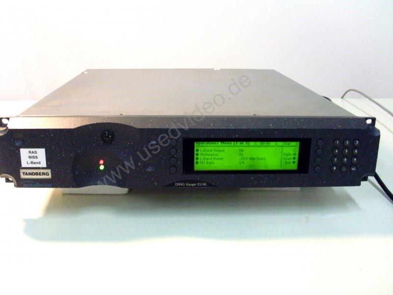 E5740 Tandberg MPEG2 SD Encoder