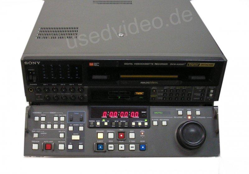 DIGITAL BETACAM DVW-A500P