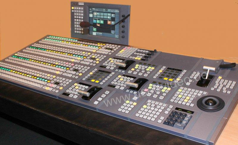 Sony Videomischer MVS-8000ASF  HD-SDI