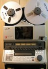 """SONY BVH-3100PS 1"""" C"""