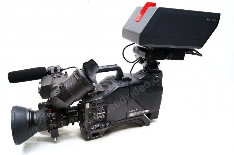 SONY Kamerazug DXC-D30