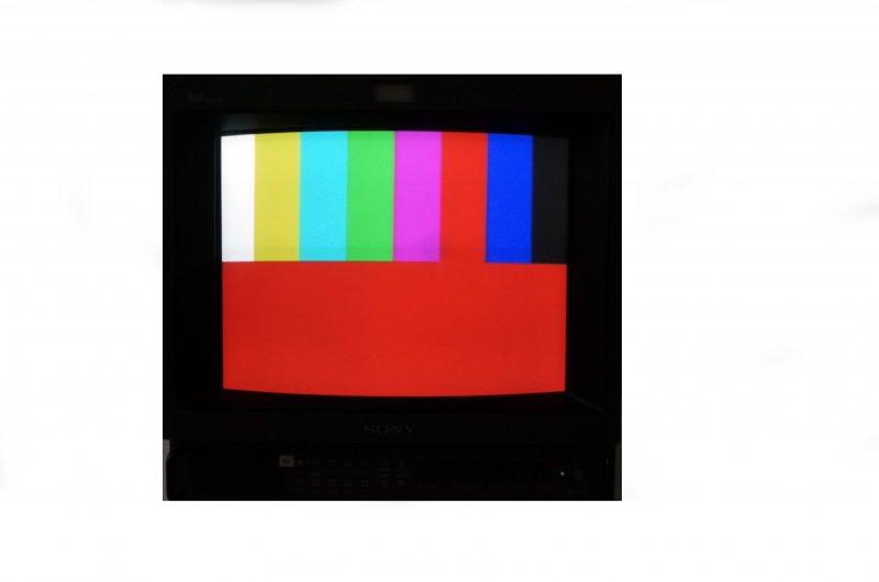 Sony PVM-1454QM CRT RGB Retro Gaming