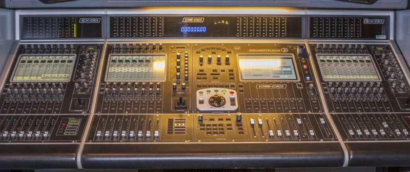 DIGICO DS00 digitales Audiomischpult