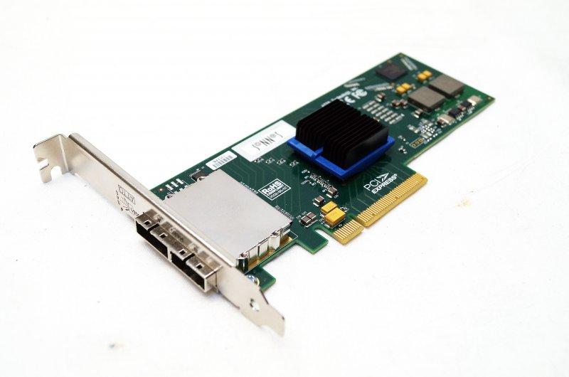 Host-Bus-Adapter 6Gb/s von ATTO für H689-Kabel