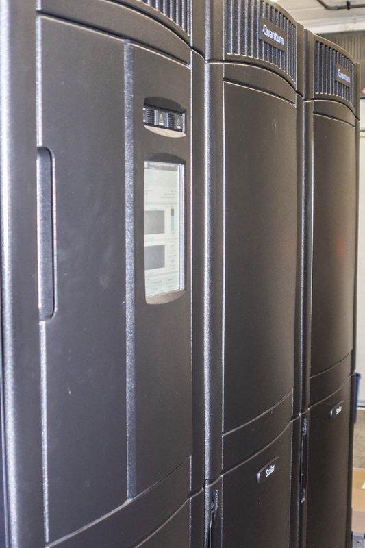 Quantum Scalar i6000 LTO Tape Library