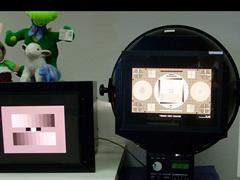 Kamera einmessen